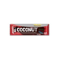 Bonbarr Choco Kokosriegel rein 40 Gramm
