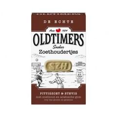 Oldtimer Sneker Lakritzhalter 235 Gramm