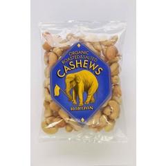 Cashewnüsse geröstet und gesalzen Bio 100 Gramm