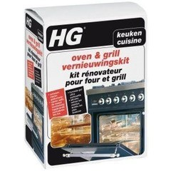 Ofen- und Grillerneuerungsset 600 ml