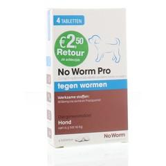 Kein Wurm Pro Hund S 4 Tabletten