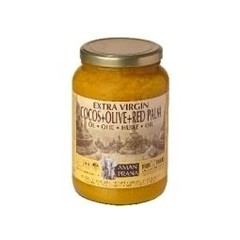 Kokos-oliv-rote Palme 1600 ml