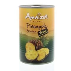 Ananasscheiben auf Saft 400 Gramm