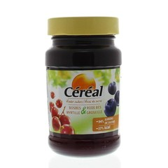 Frucht Blaubeere / rote Johannisbeere 270 Gramm