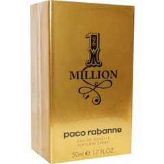 1 Million Eau de Toilette Männer 50 ml