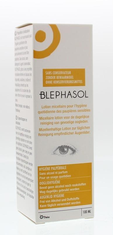 Blephasol Blephasol Reinigungslotion Augenlid 100 ml