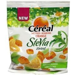 Orange Stevia Süßigkeiten 120 Gramm