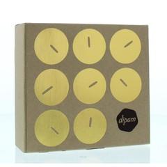 Teelichter in Box 18 Stück