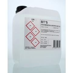 Entionisiertes Wasser 5 Liter