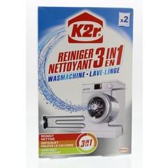 Waschmaschinenreiniger 3 in 1 150 Gramm