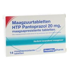 Pantoprazol 20 mg 14 Stk
