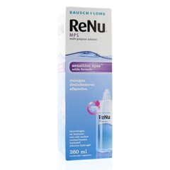Renu MPS empfindliche Augen 360 ml