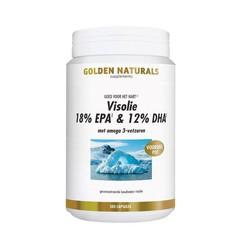 Fischöl 18% EPA 12% DHA 500 Kapseln