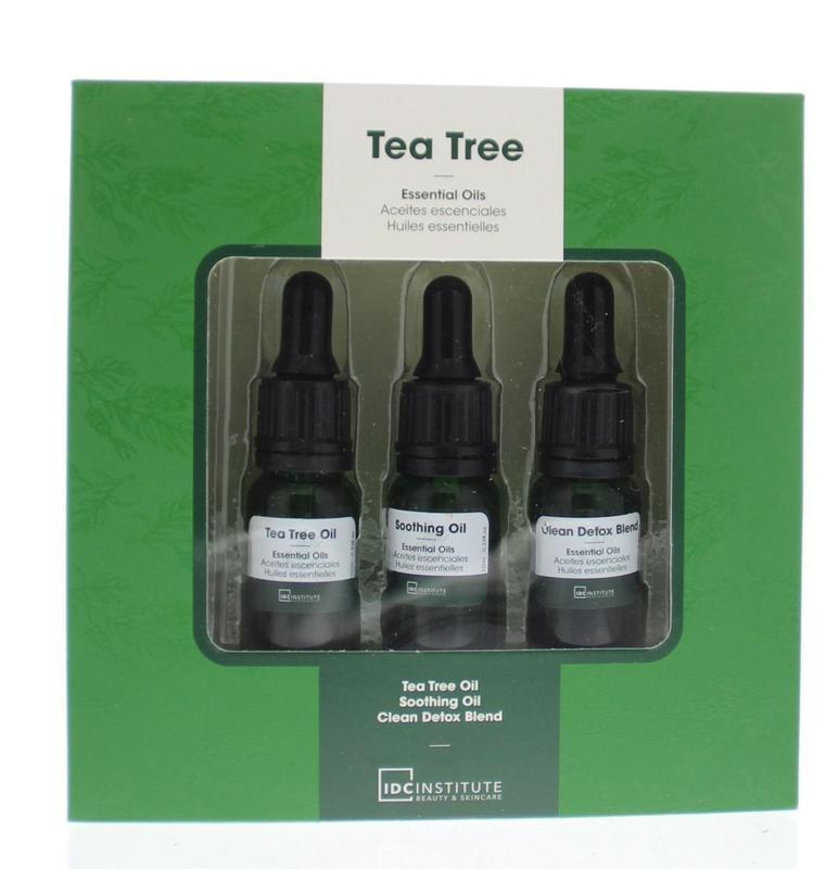 IDC Geschenkbox Teebaum ätherische Öle 1 Stck