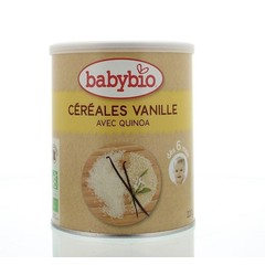 Vanillekörner ab 6 Monaten 220 Gramm