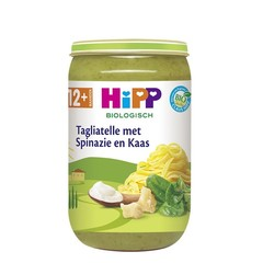 Tagliatelle mit Spinat und Käse 250 Gramm
