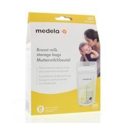 Muttermilch Aufbewahrungsbeutel 25 Stk