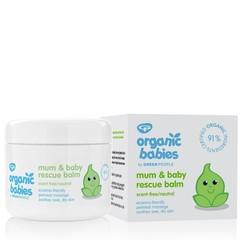 Bio Babys Mama & Baby Rettungsbalsam Duft frei 100 ml