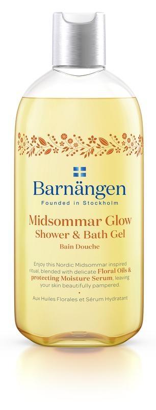 Barnangen Nordische Rituale Midsommer Glow Dusche & Badegel 400 ml