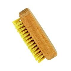Nagelbürste Buche Holz Sisal Borsten 1 Stck