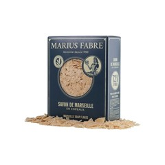 Savon Marseille Seifenflocken Box ohne Palmöl 750 Gramm