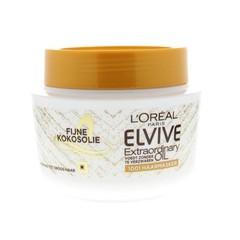 Elvive Maske außergewöhnliche Öl Kokosnuss 300 ml