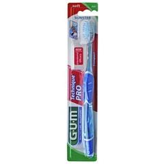 Zahnbürstentechnik pro weich 1 Stck