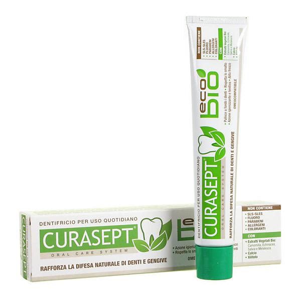Curasept EcoBio Zahnpasta 75 ml