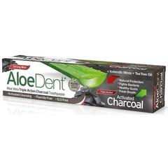 Aloe dent Zahnpasta Holzkohle 100 ml