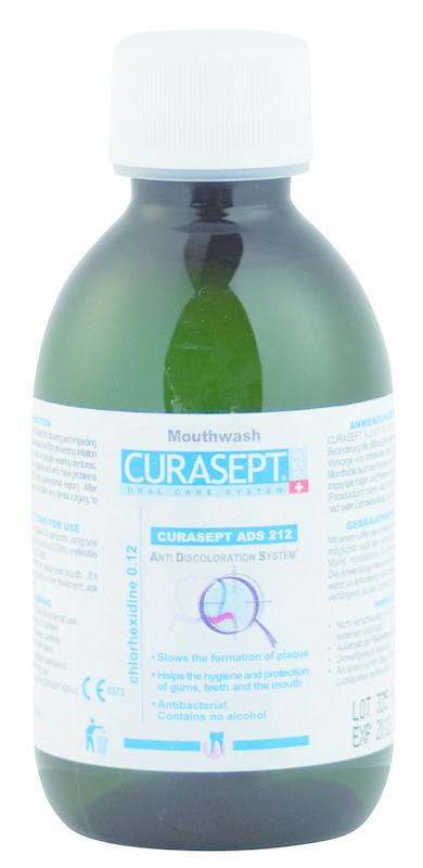 Curasept ADS Mundwasser - 0,120% Chlorhexidin 200 ml
