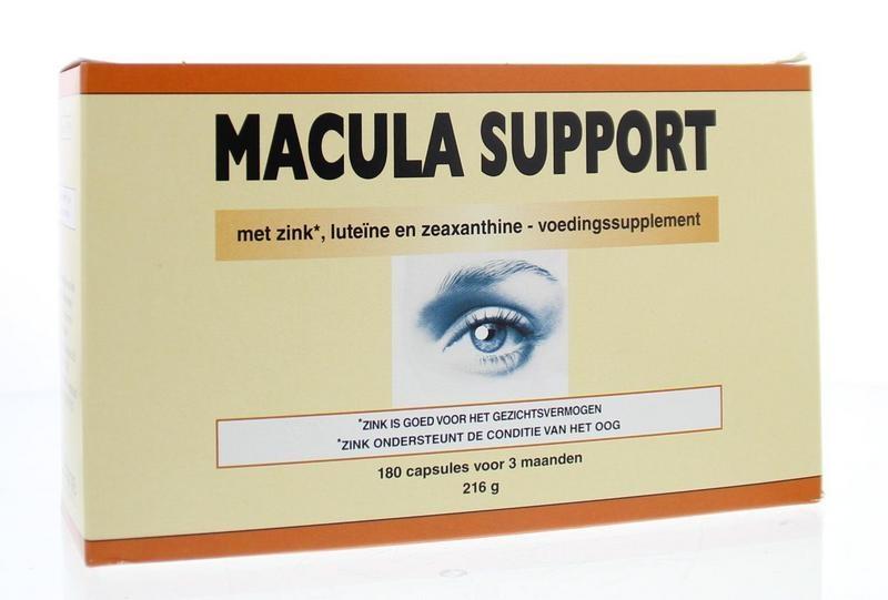 Horus Macula unterstützt 180 Kapseln