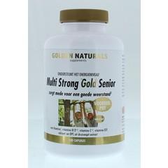 Multi starke Gold Senior 180 Vcaps