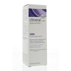 Clineral Sebo Reinigungsgel 75 ml