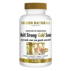 Multi starke Gold Senior 60 Kapseln