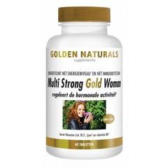 Multi starke Gold Frau 60 Tabletten
