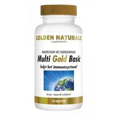Multi starke Gold Basic 30 Tabletten