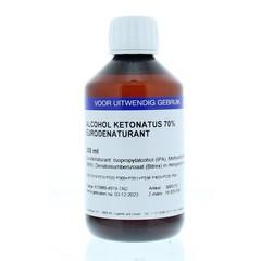 Alkohol Ketonatus 70% 300 ml