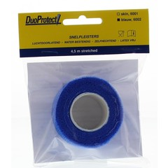Schnelle Pflaster blau 1 Rolle