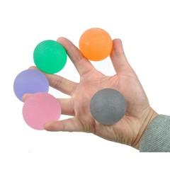Hand Trainer Gel Ball weich blau 1 Stk