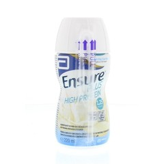 Plus proteinreiche Vanille 220 ml