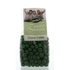 Grüne Erbsen Süße Erinnerungen 170 Gramm