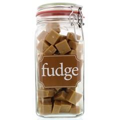 Weck Jar Fudge 900 Gramm