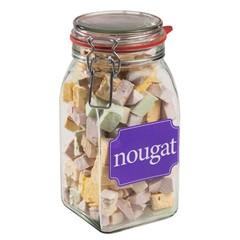 Weck Glas Nougat 700 Gramm