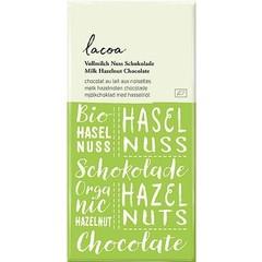 Schokoladenmilch Haselnuss 80 Gramm