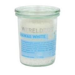 Weltsalz Hawaii Weißglas 160 Gramm
