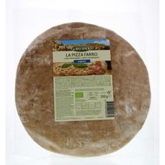 Pizzaböden buchstabierten 2 Stück