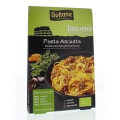 Asciutta sizilianische Spaghetti Dish Mix 30 Gramm