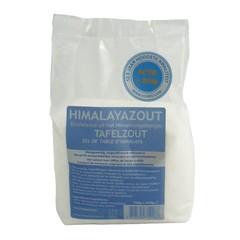Himalaya Salz Tisch Salz weiß fein Nachfüllung 950 Gramm