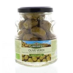 Olivgrün entkernt 165 Gramm