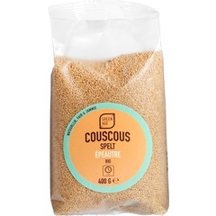 Couscous buchstabierte 400 Gramm